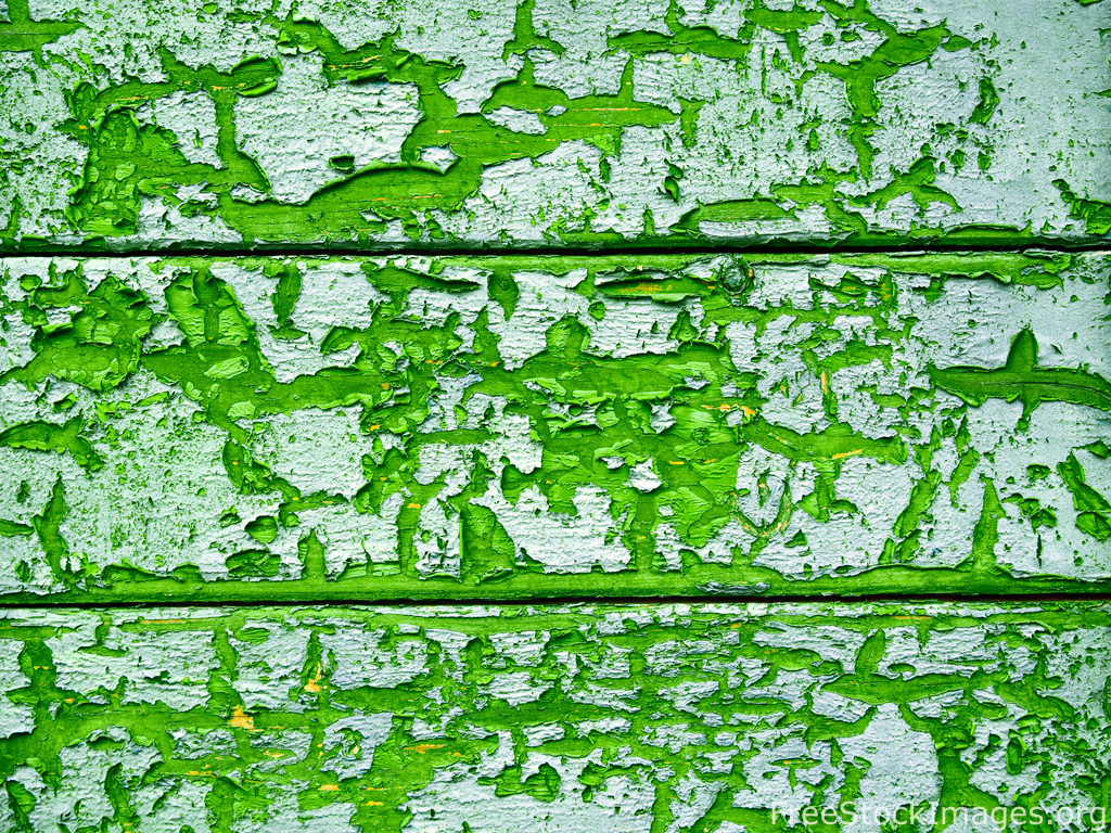 Royalty free Stock Image Backgrounds   Old and Cracked Green 1024x768