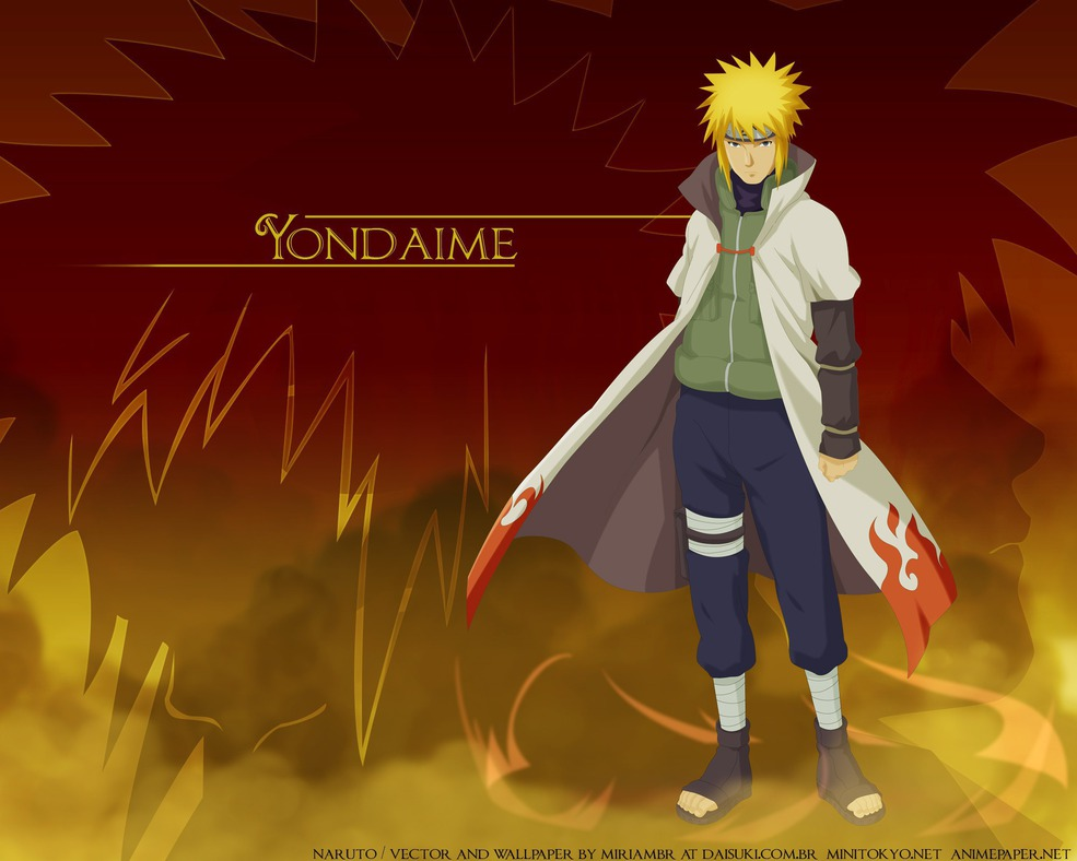Naruto Shippuuden images 4th hokage HD wallpaper and background 985x788