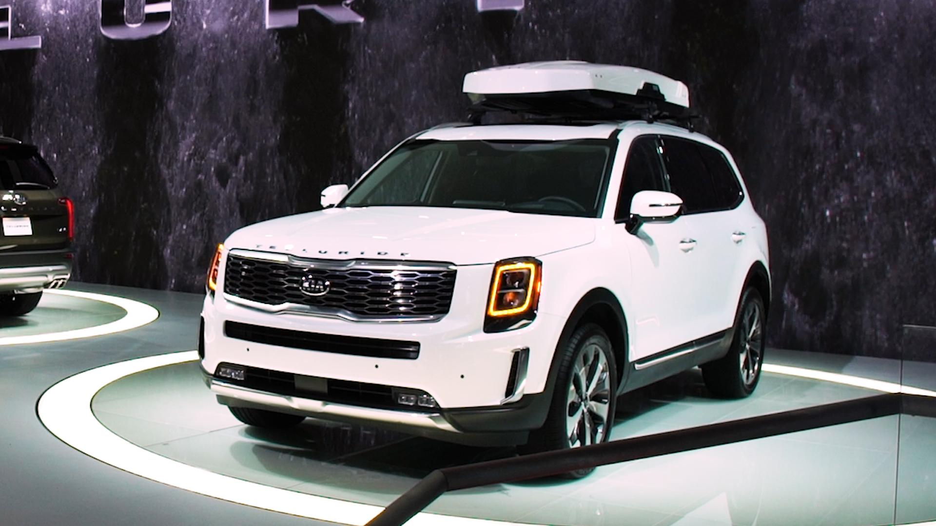 All New 2020 Kia Telluride Looks Big and Brawny   Consumer Reports 1920x1080