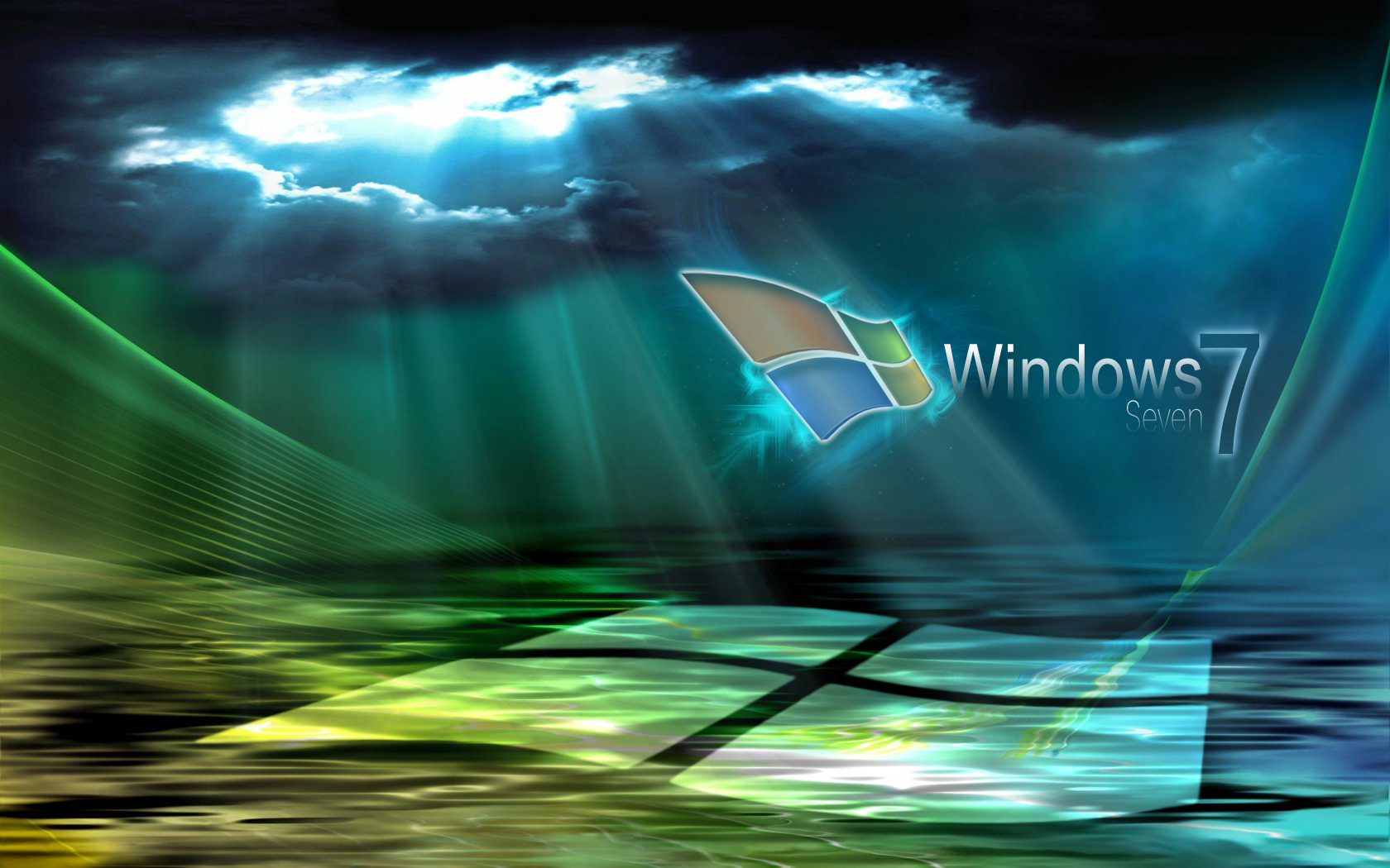 Top 10 Popular Windows 7 Wallpapers CrackModo 1680x1050