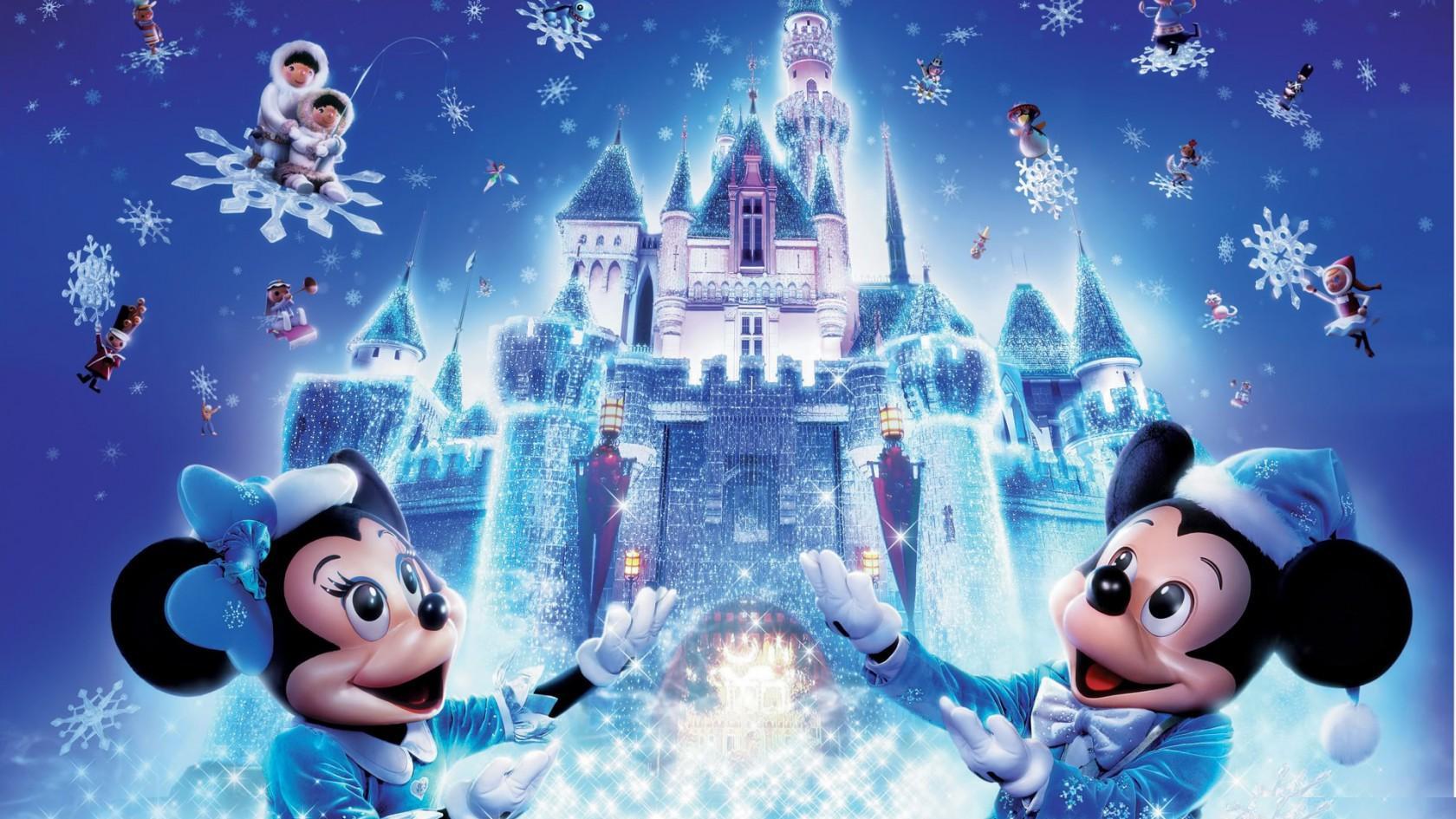 Wallpapers For Desktop Christmas Frozen HD 1680x945