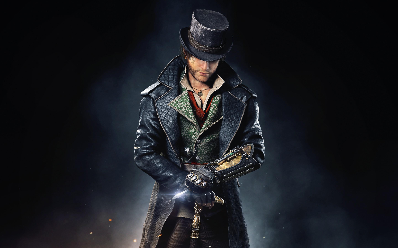 Jacob Frye Assassins Wallpaper Game 26984 Wallpaper 2880x1800