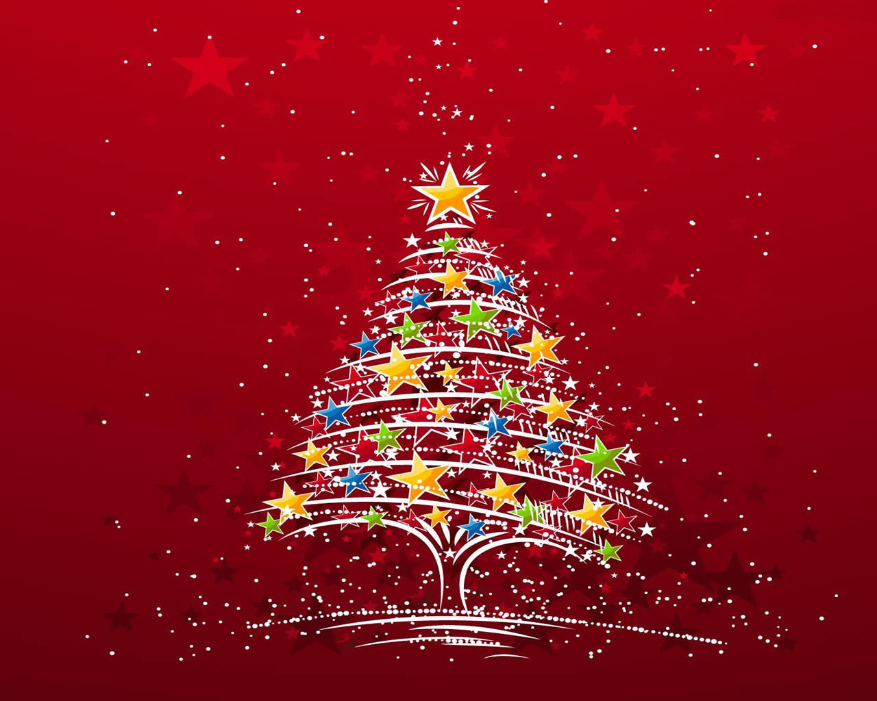 Christmas Wallpaper 1280x1024 1280x1024