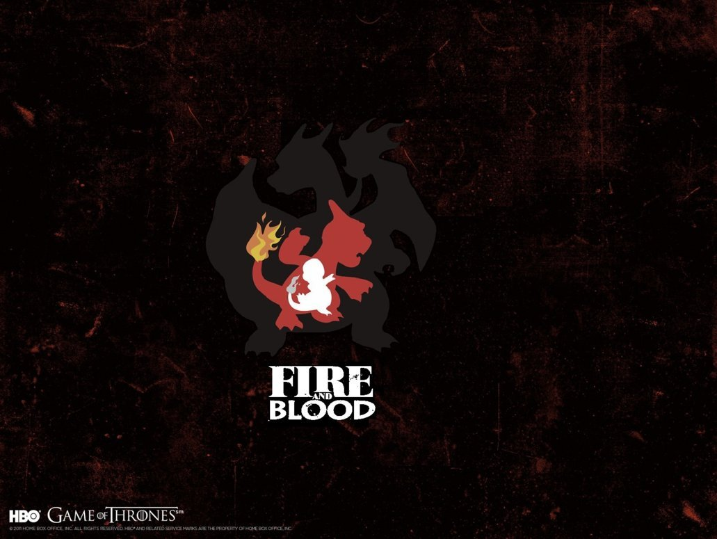 Cool Game of ThronesPokemon Wallpaper gameofthrones 1031x775
