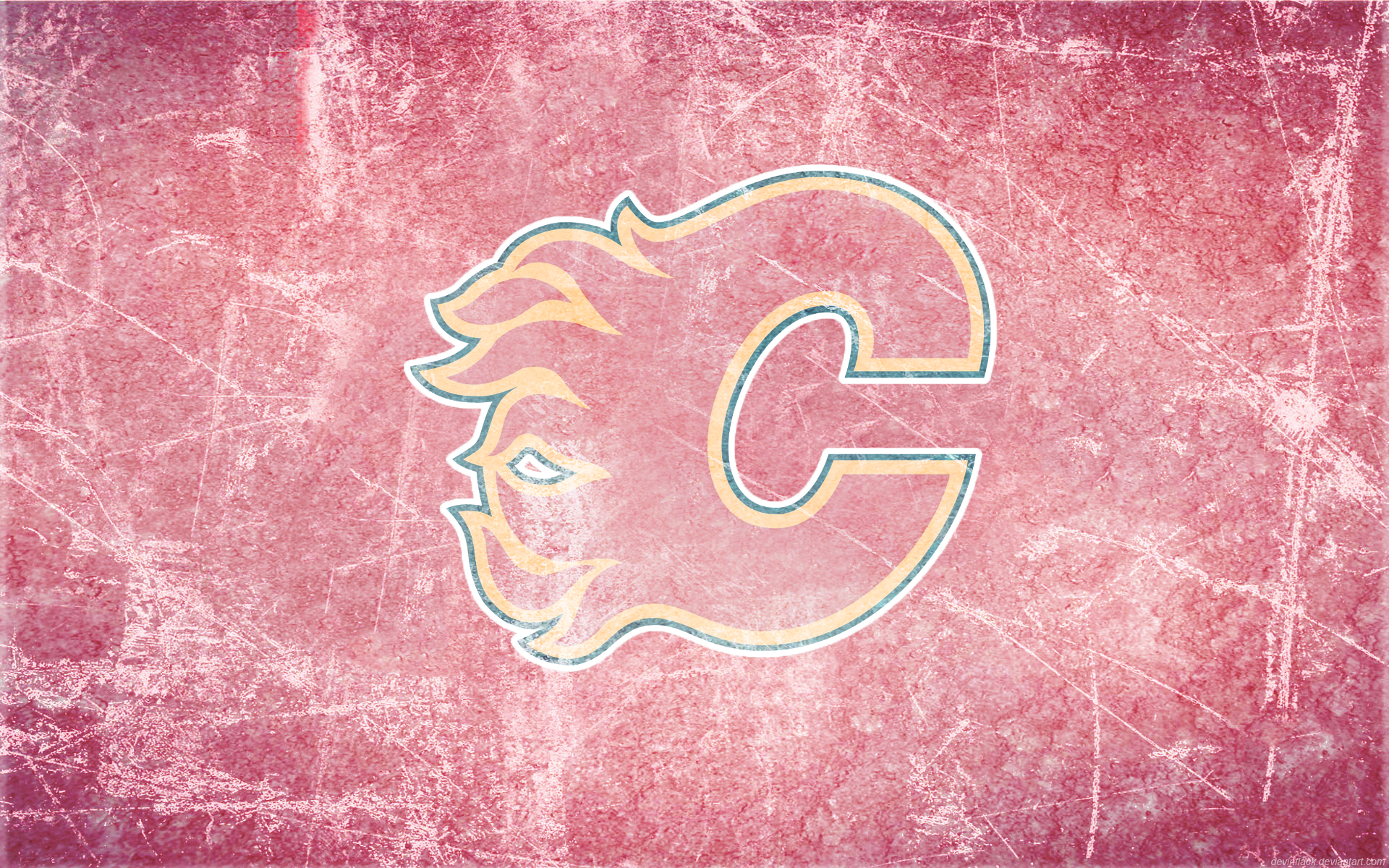 netfs71f2010203b7Calgary Flames Ice Wallpaper by DevinFlackpng 1920x1200