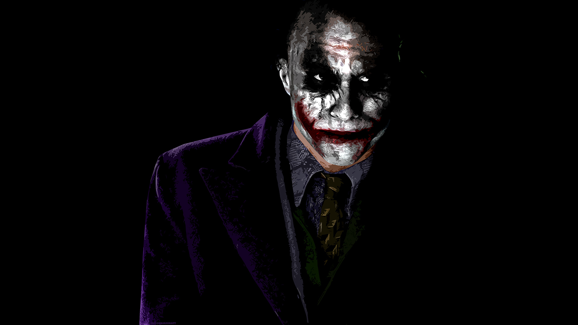 joker   The Joker Wallpaper 28092865 1920x1080