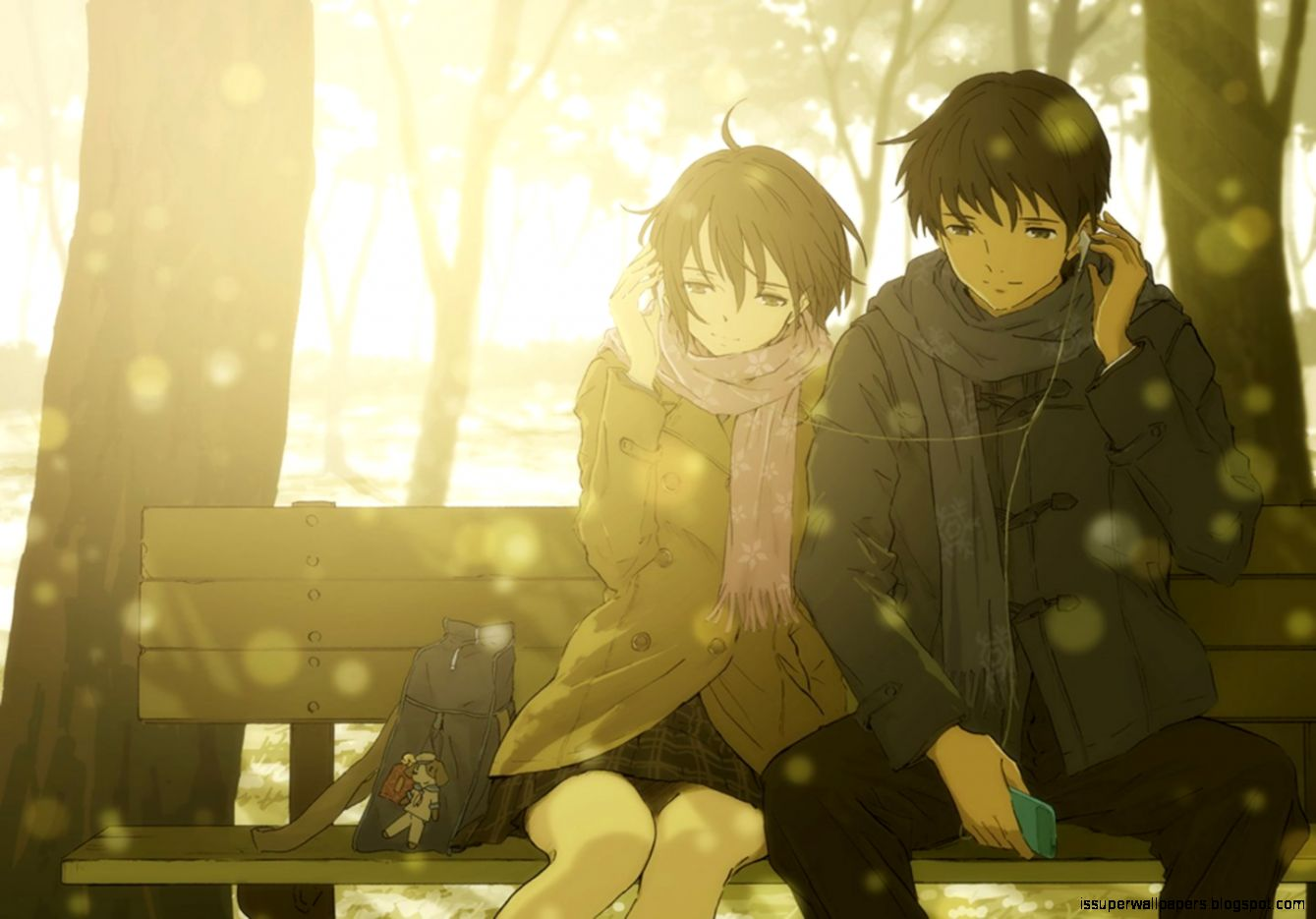 Unduh 820+ Wallpaper Anime Hd Romantic Gratis Terbaru