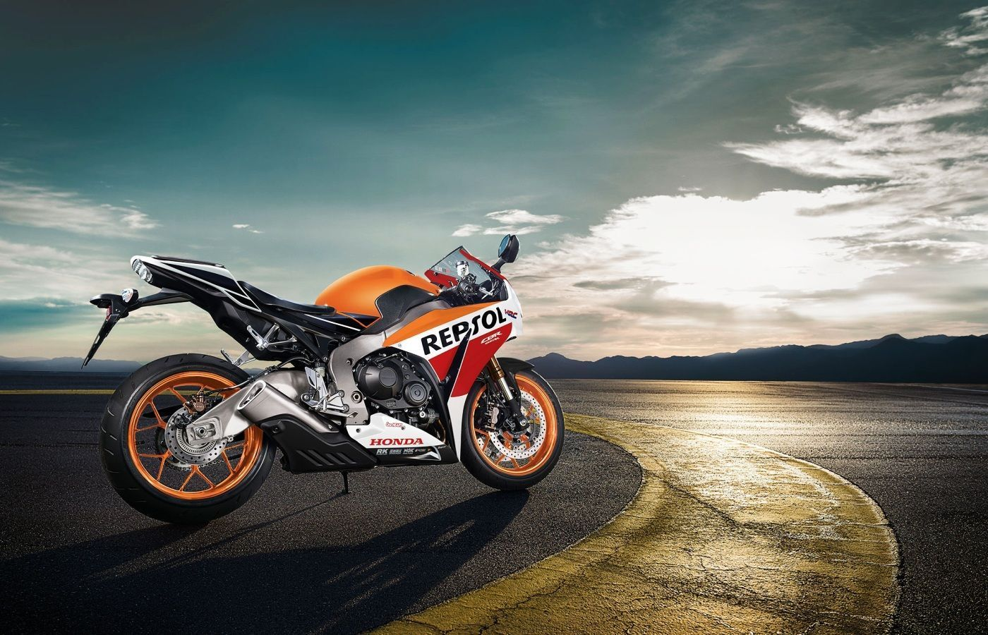 CBR1000RR Repsol 2015 HD Wallpapers  Motorcycles 1400x900