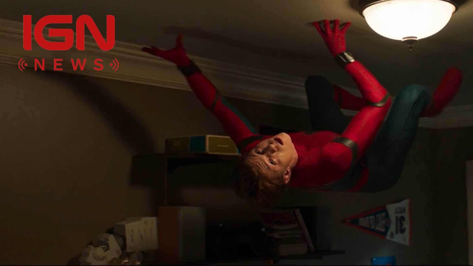 Spider Man Homecoming Does the Spider sense Exist in the MCU 1920x1080
