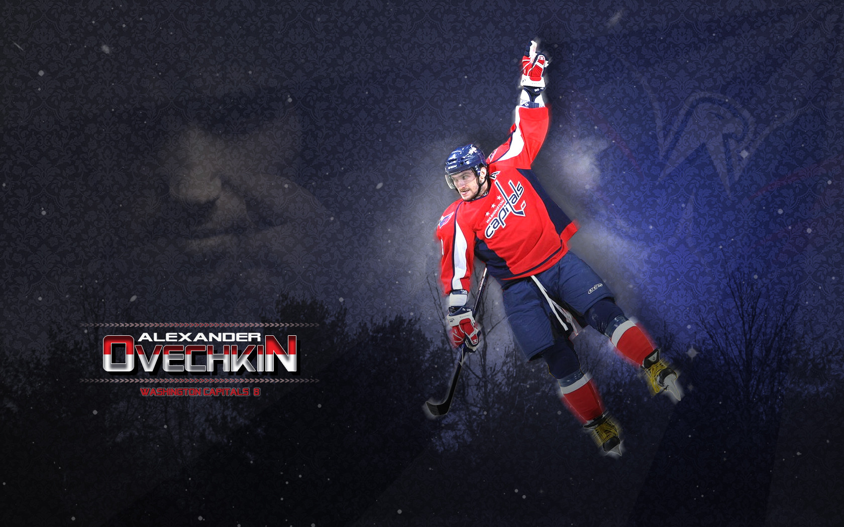 Alex Ovechkin Wallpapers 1680x1050