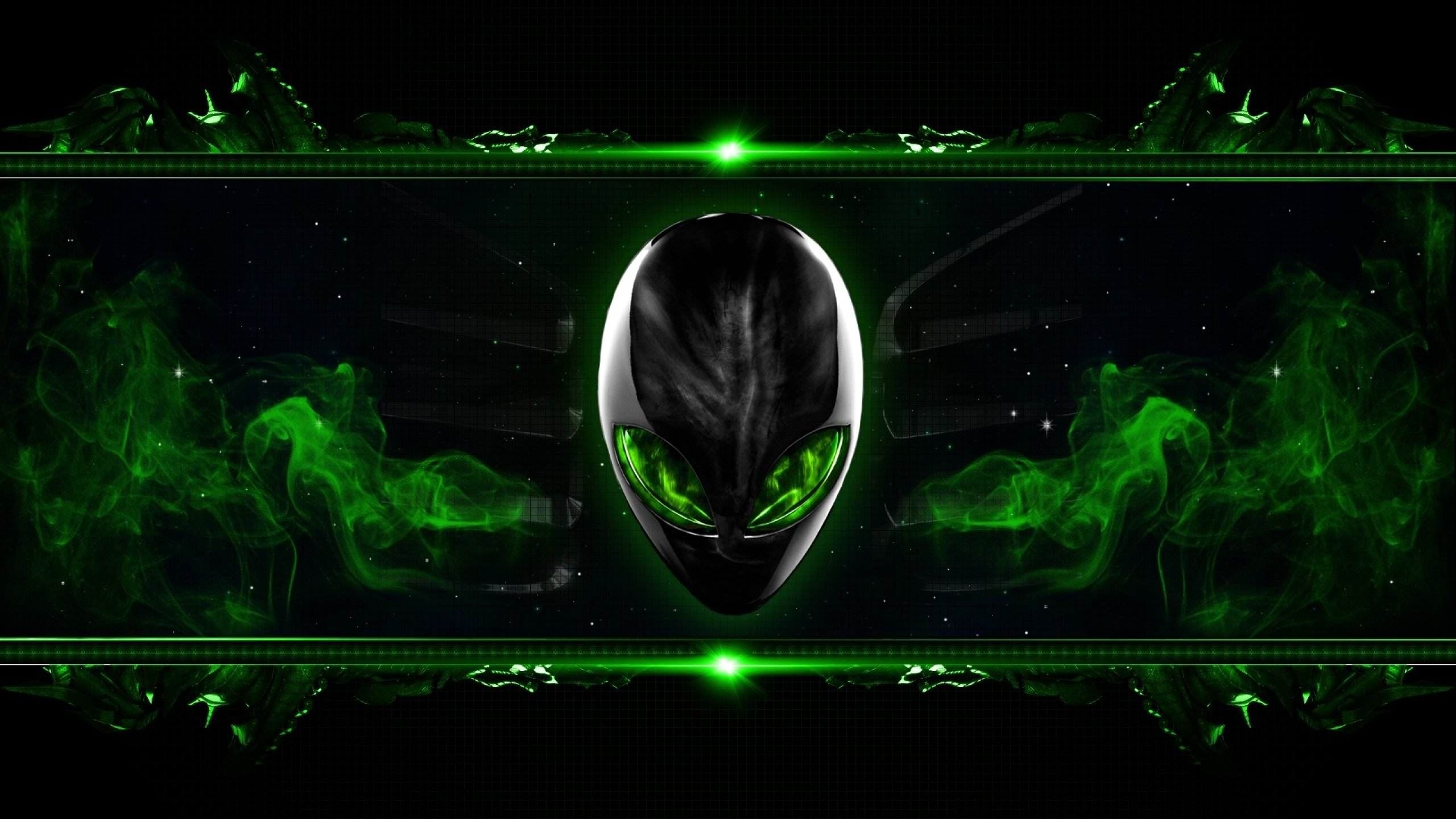 Alienware Logo Wallpaper Hd Images amp Pictures   Becuo 2560x1440