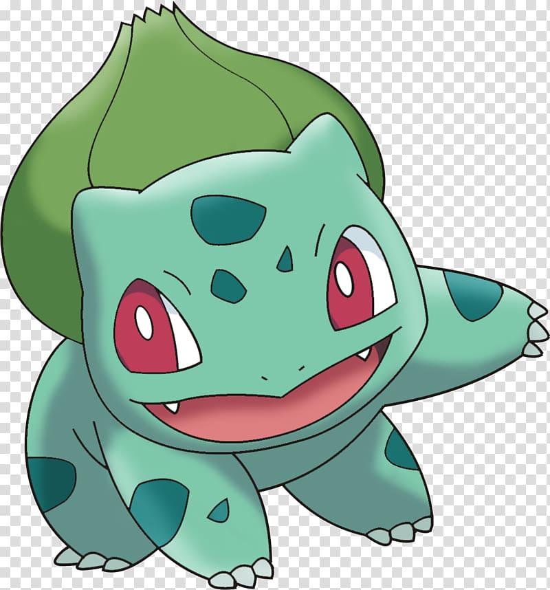 Green Pokemon character Pokmon Red and Blue Ash Ketchum 800x858