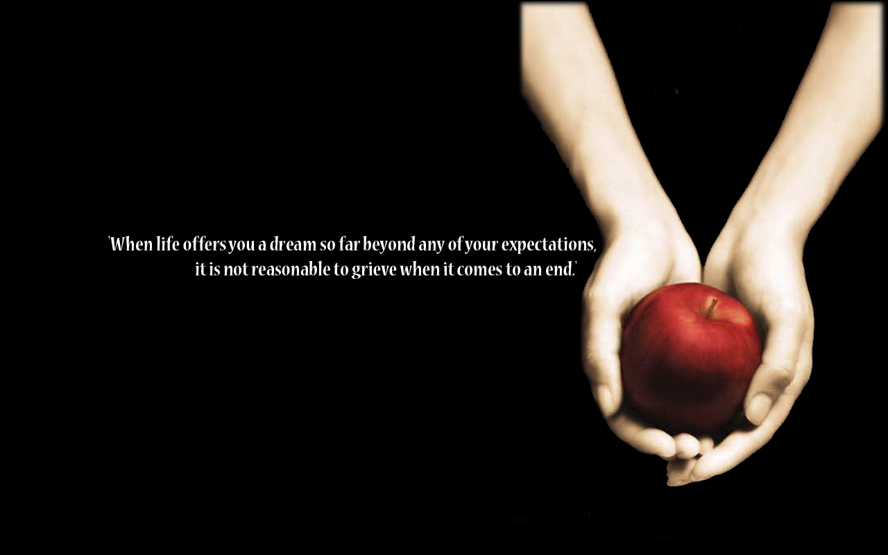 Free download Twilight Quotes Wallpaper QuotesGram [1280x800 ...