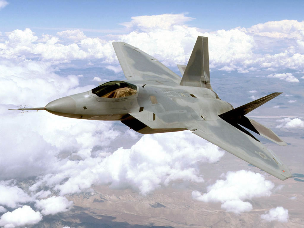Download F 22 Raptor wallpaper F 22 raptor 4 1024x768