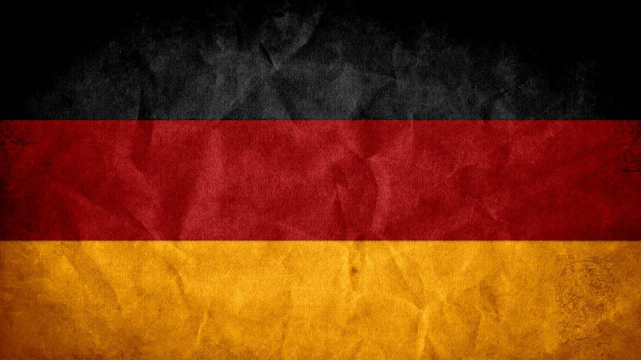 German Flag Wallpaper Desktop PC 1280x720