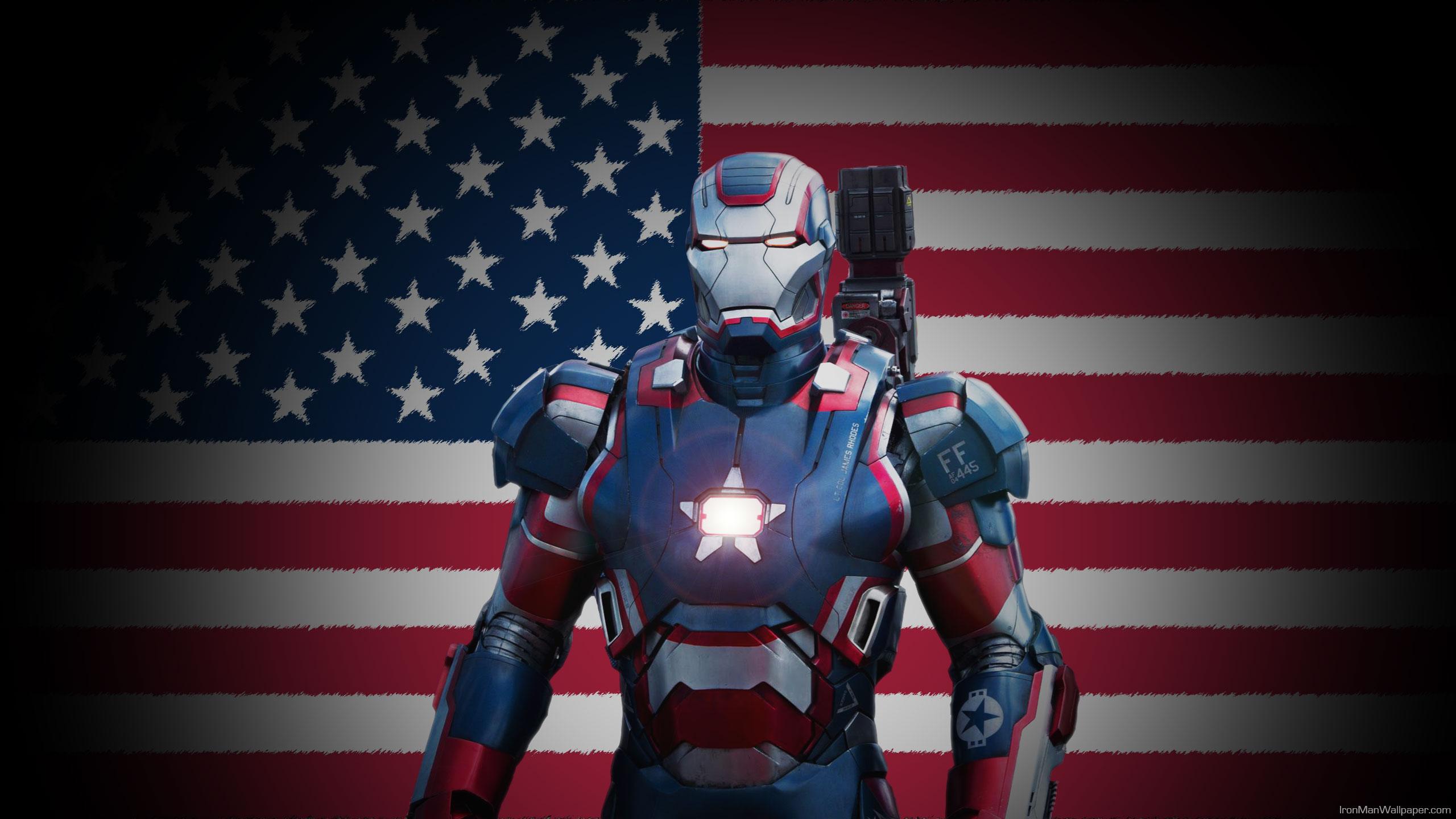 iron man 3 iron patriot wallpaper iron man 3 iron Car Pictures 2560x1440