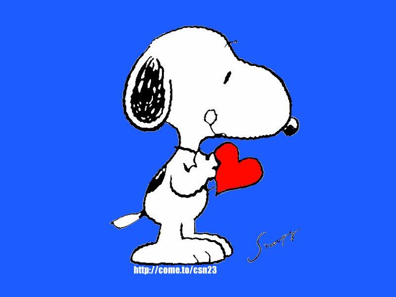 Snoopy Peanuts Desktop Wallpaper 800x600