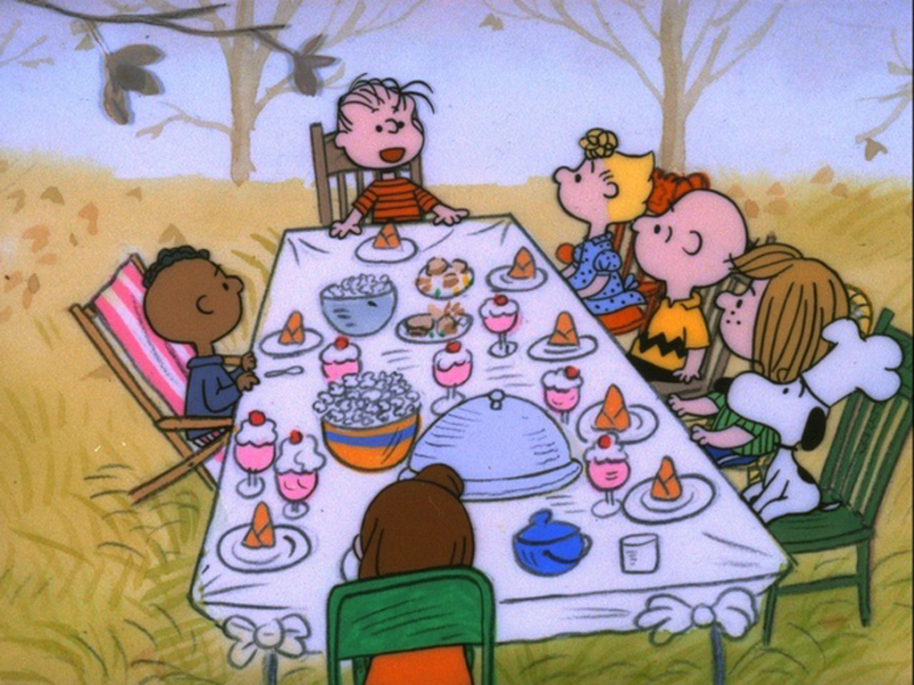 [48+] Charlie Brown Thanksgiving Desktop Wallpaper on ...
