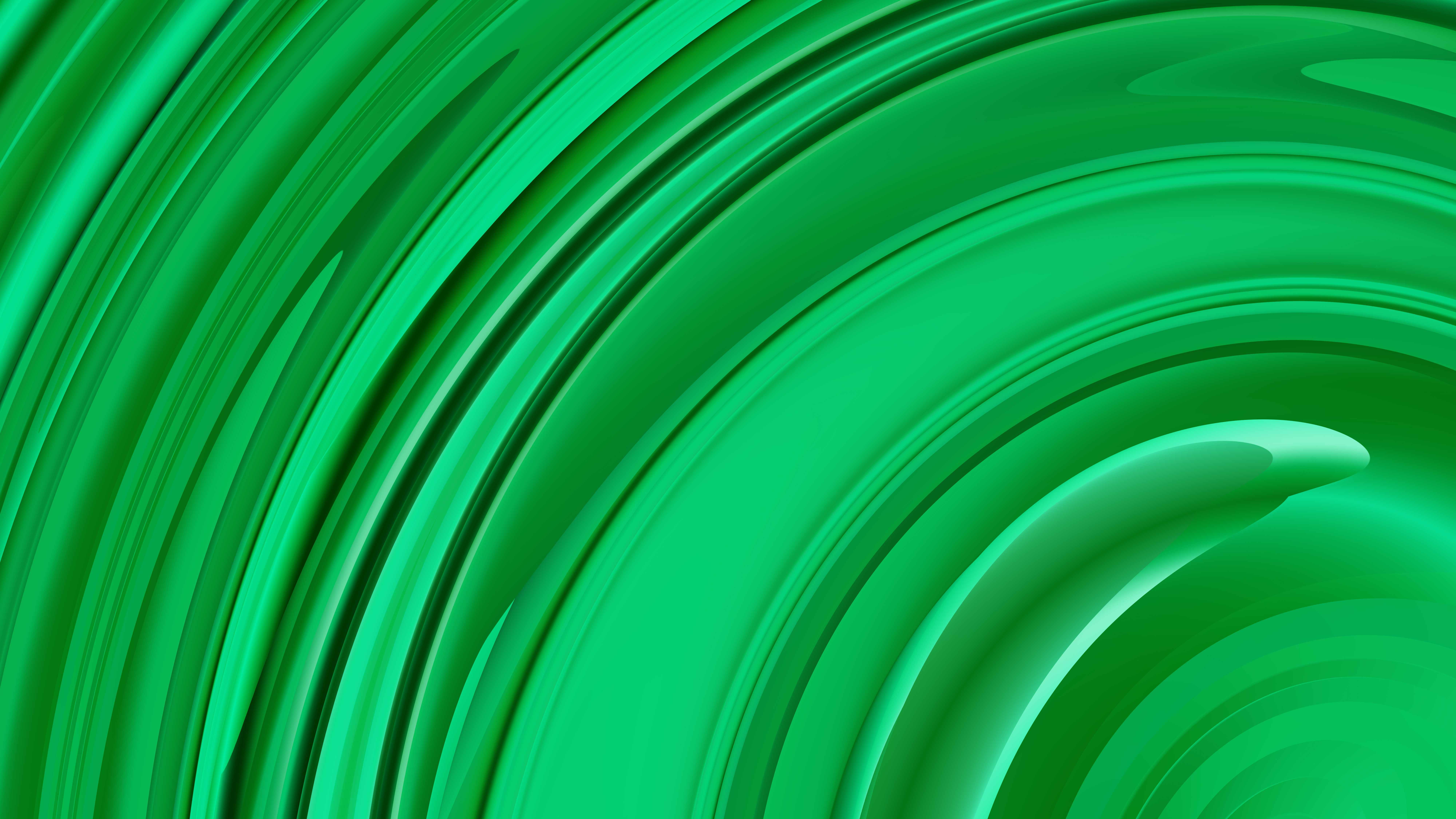 Abstract Emerald Green Graphic Background 8000x4500