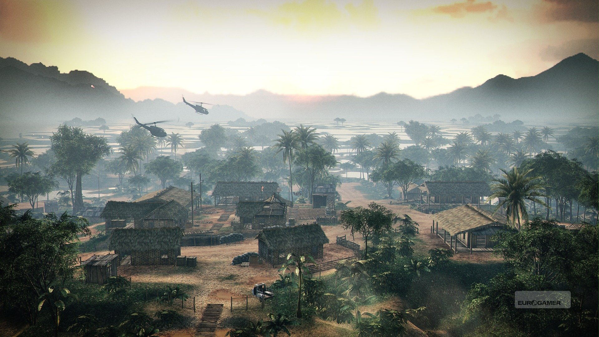 Battlefield Bad Company 2   Vietnam desktop wallpaper 29 of 39 1920x1080