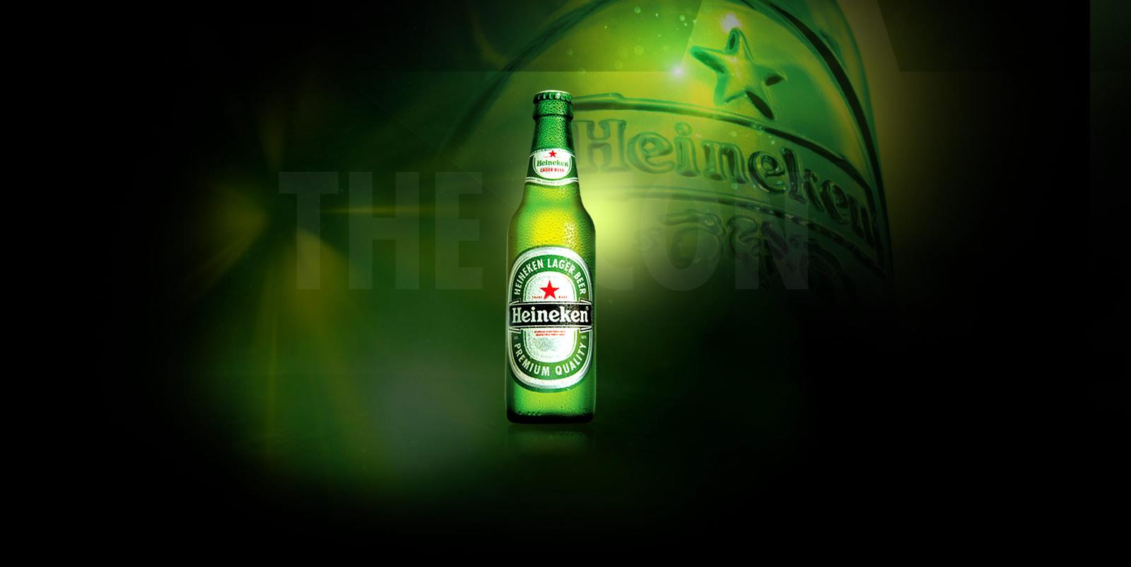 1600x802px Heineken Wallpaper