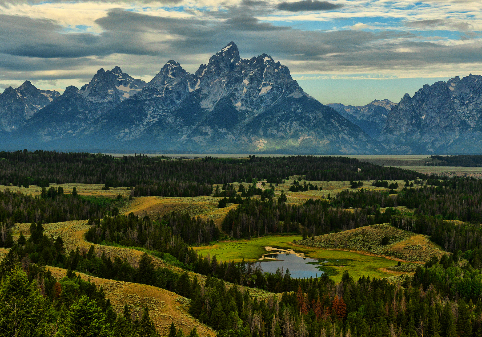 Wyoming   Desktop Wallpaper 2048x1430