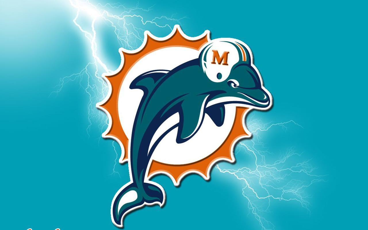 New Miami Dolphins background Miami Dolphins wallpapers 1280x800