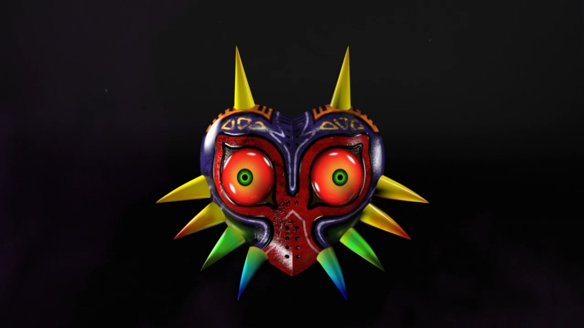Majora S Mask Desktop Background: Majora's Mask 3D Wallpaper