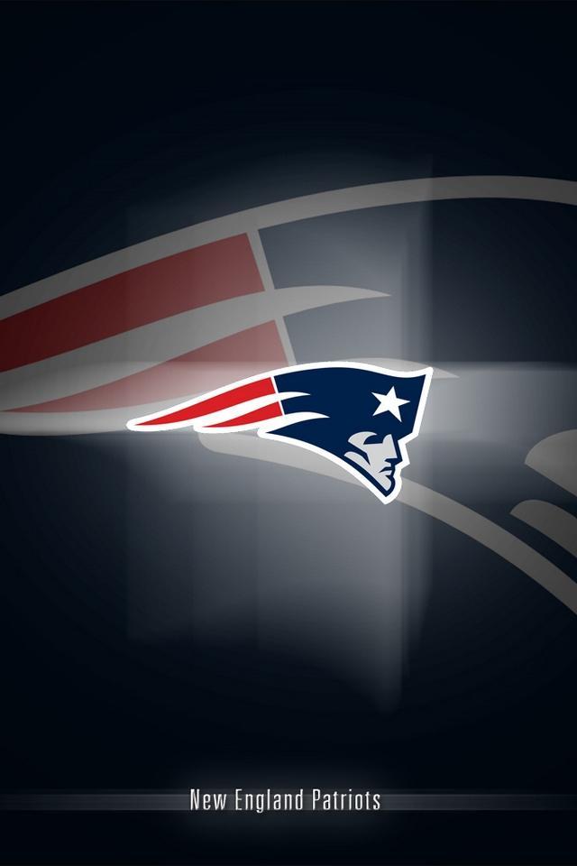 Patriots logo wallpaper iphone