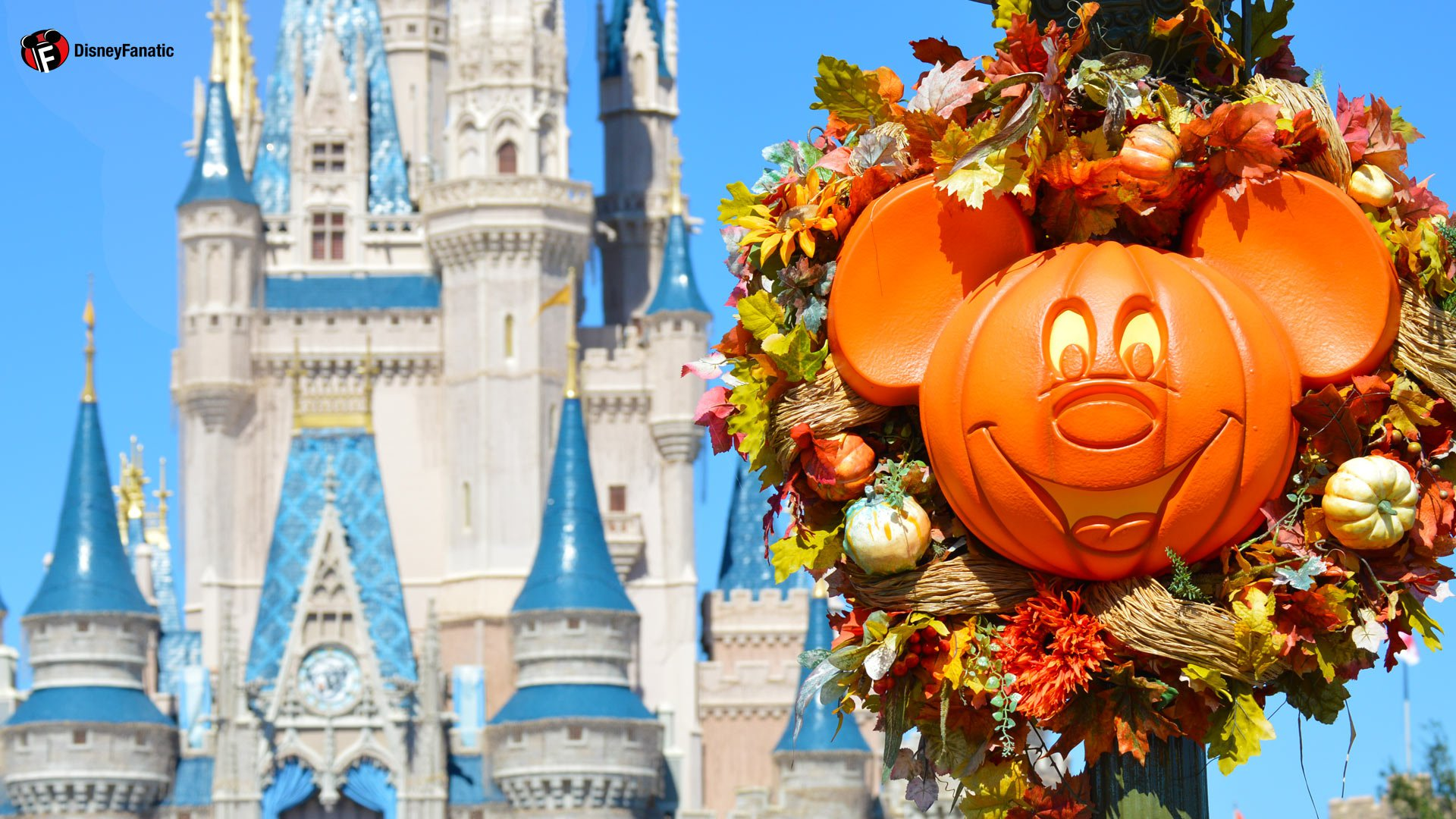 Disney Halloween Backgrounds 1920x1080