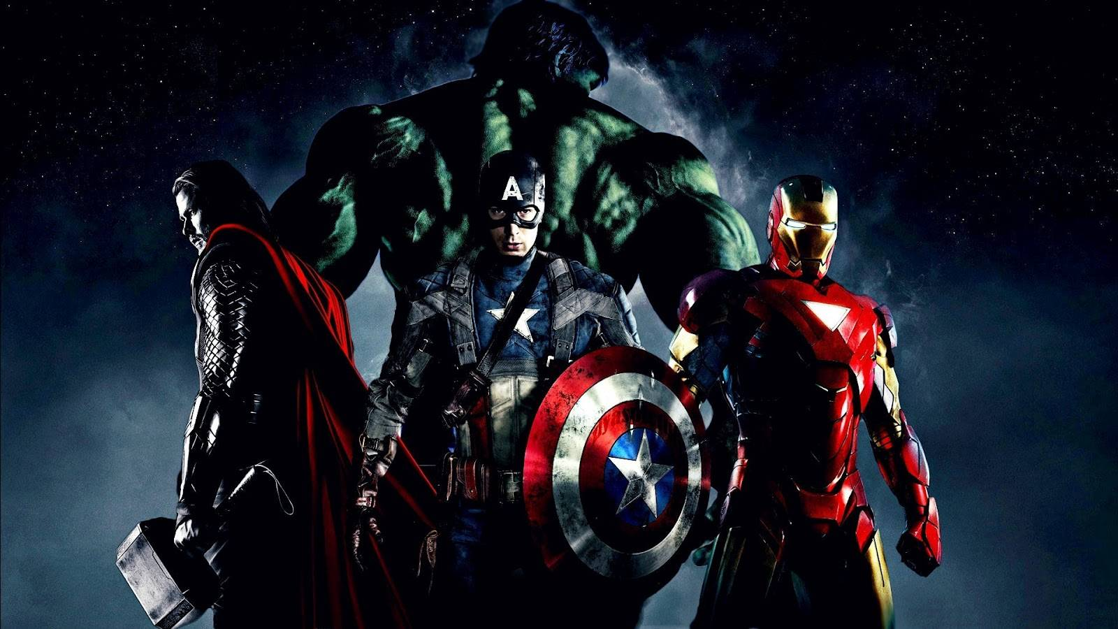 the avengers Your Geeky Wallpapers 1600x900
