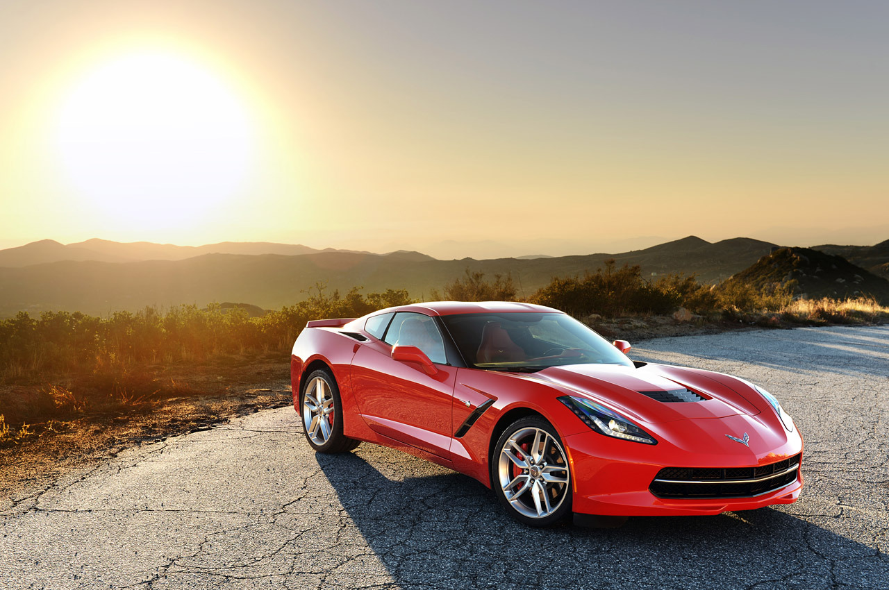 2014 Chevrolet Corvette Stingray   HD Wallpaper 8   BestePics 1280x850