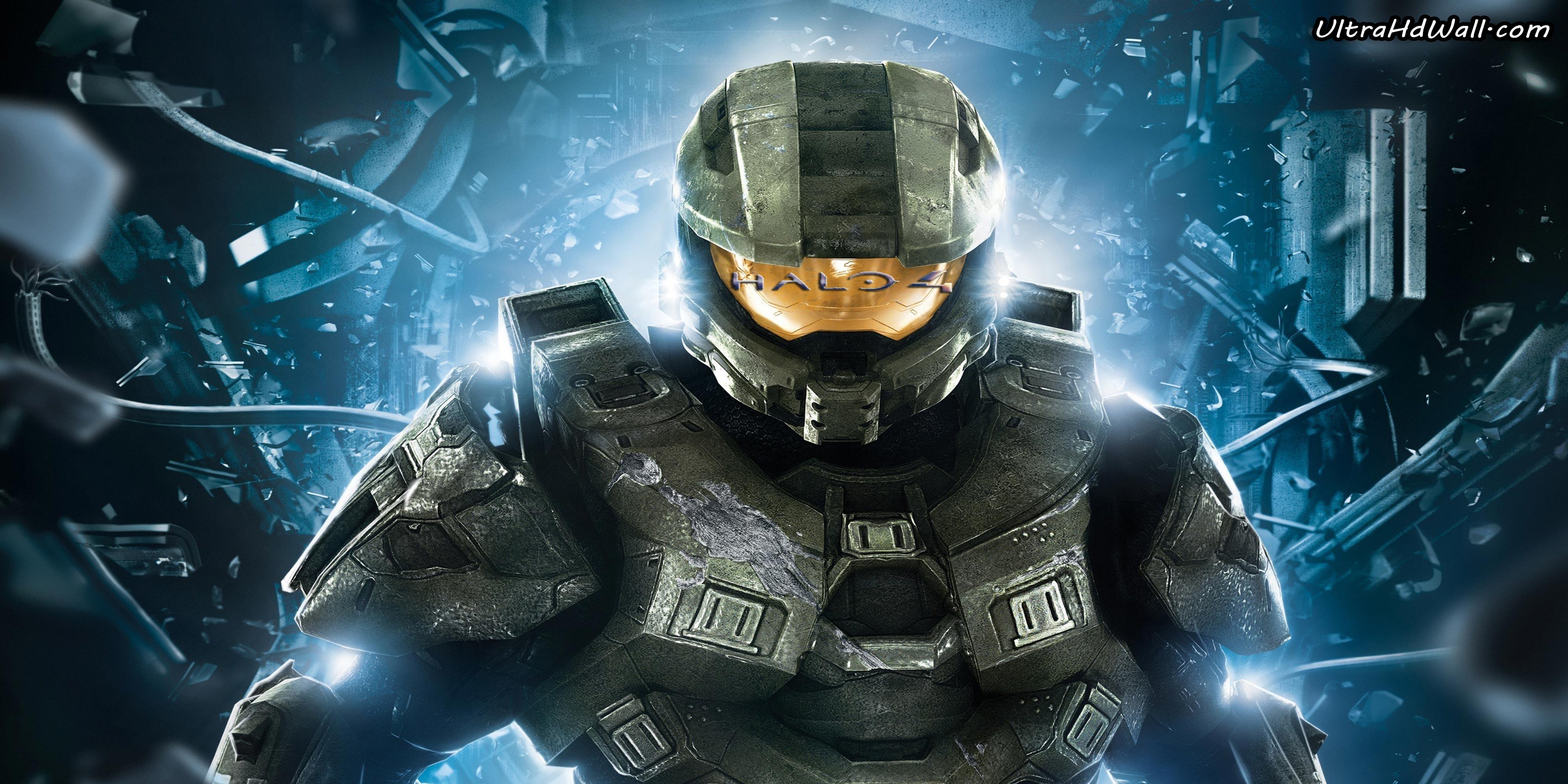 Halo 4 Wallpaper 4000x2000