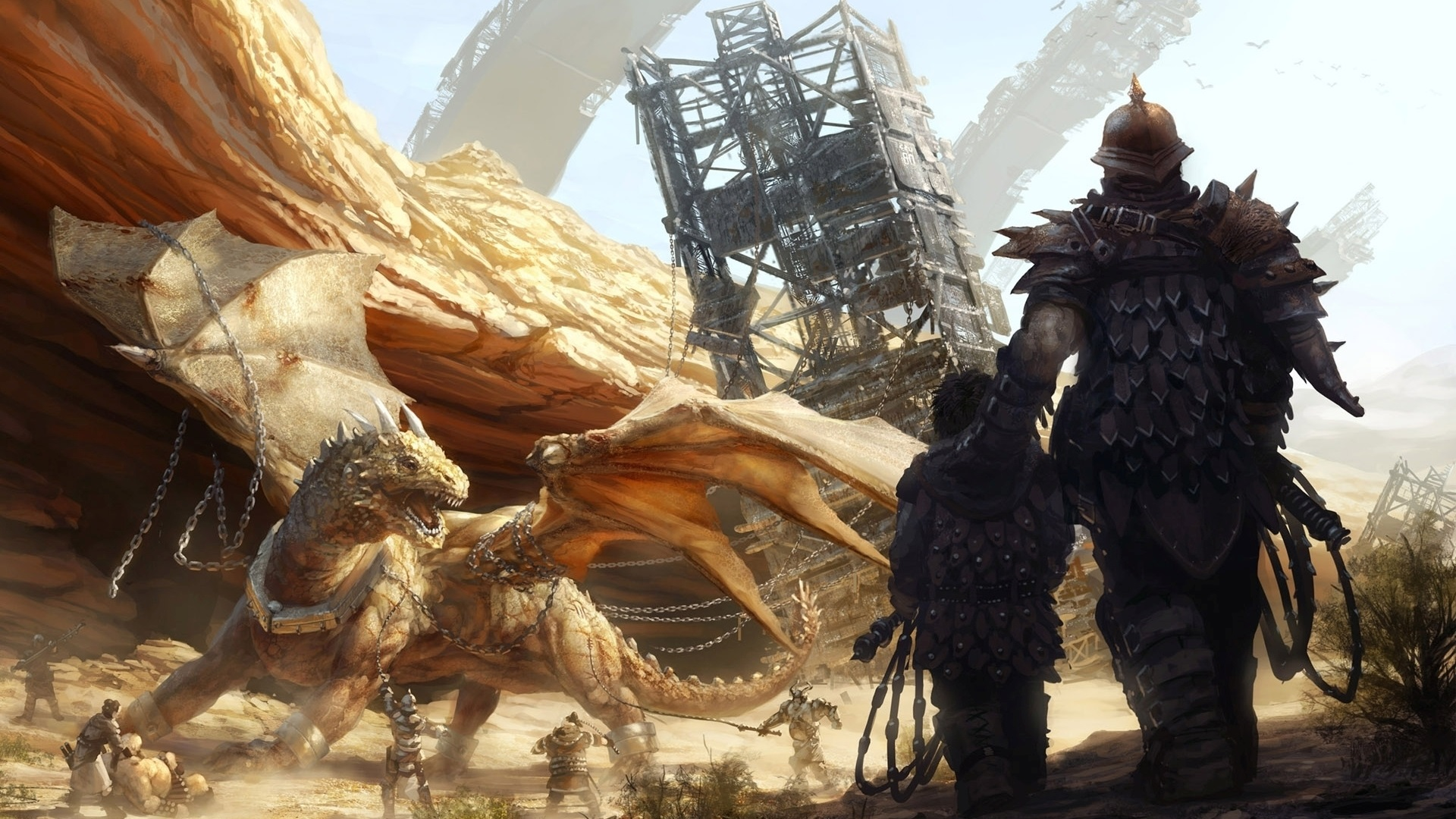 Free Download Dragon Age Inquisition Wallpaper Hd 1920x1080 For