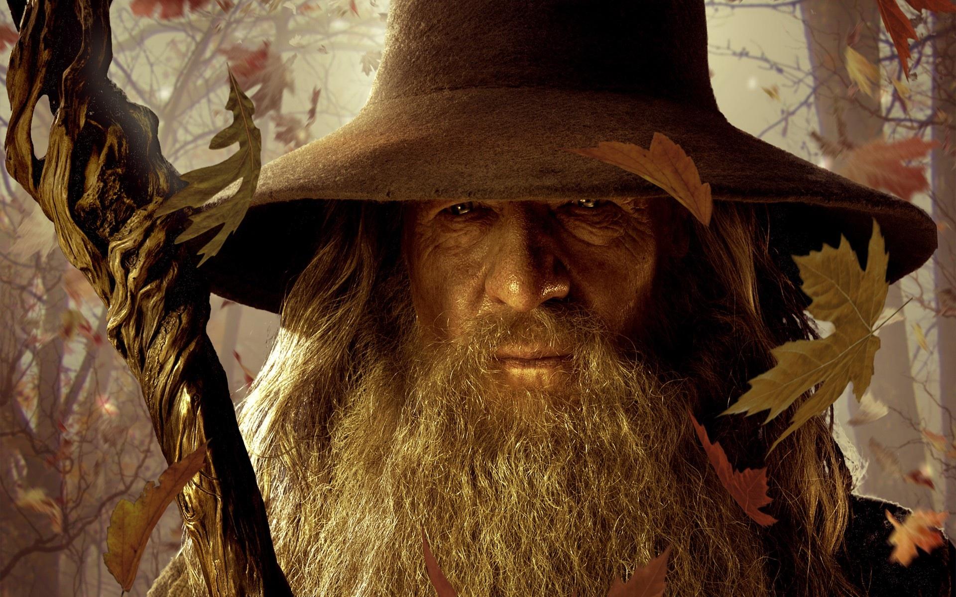 Gandalf der Graue Hintergrundbilder Gandalf der Graue 1920x1200