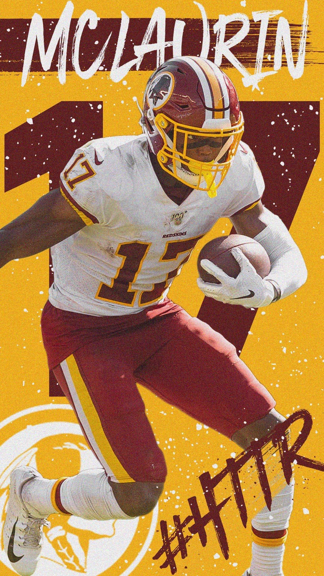 Washington Redskins Iphone Wallpaper posted by Christopher Walker 1080x1920