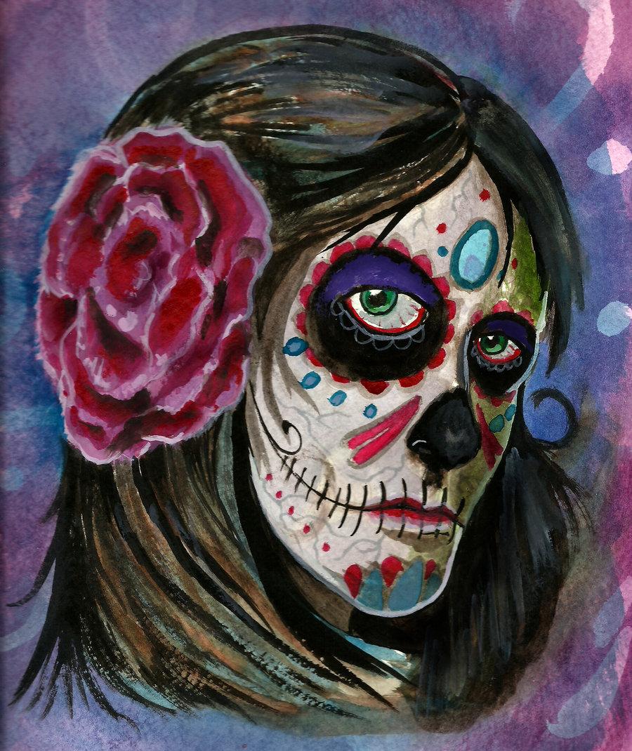 Girl Skulls Wallpaper wallpaper Girl Skulls Wallpaper hd wallpaper 900x1070