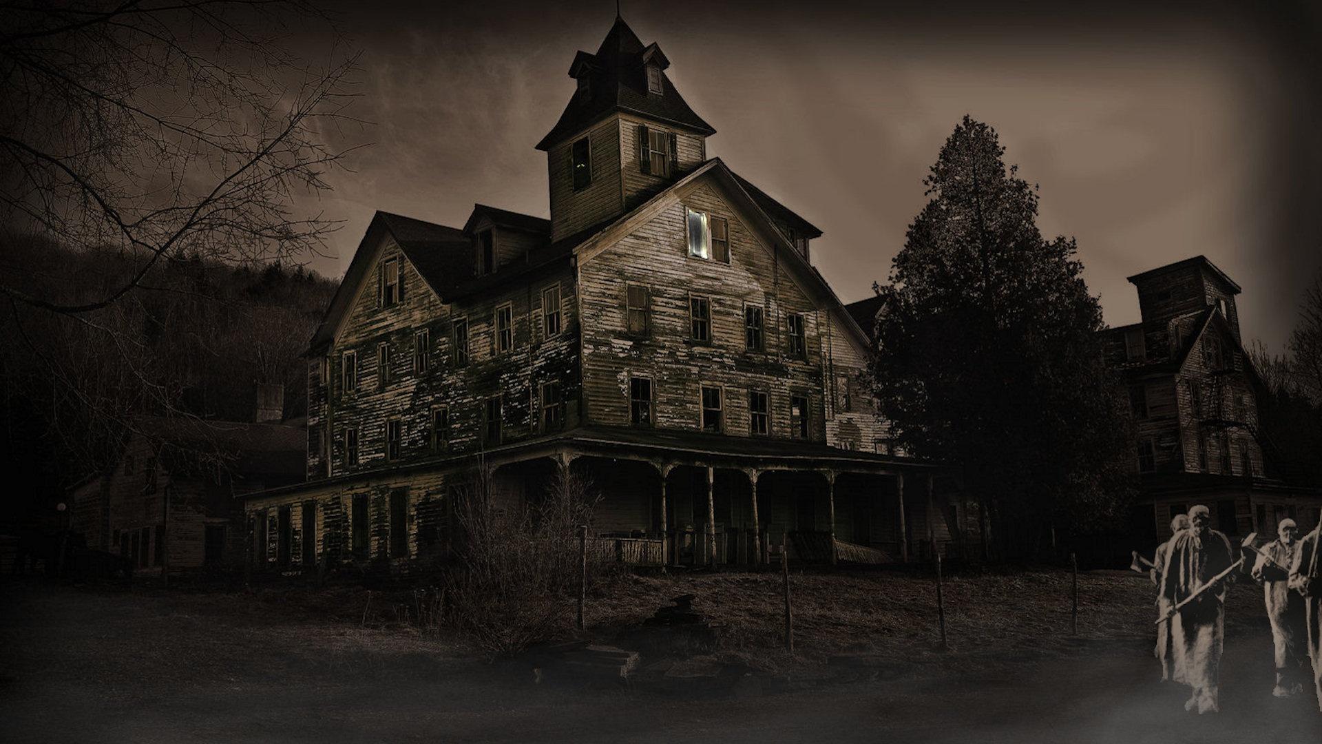 The Haunted Mansion Wallpaper - WallpaperSafari