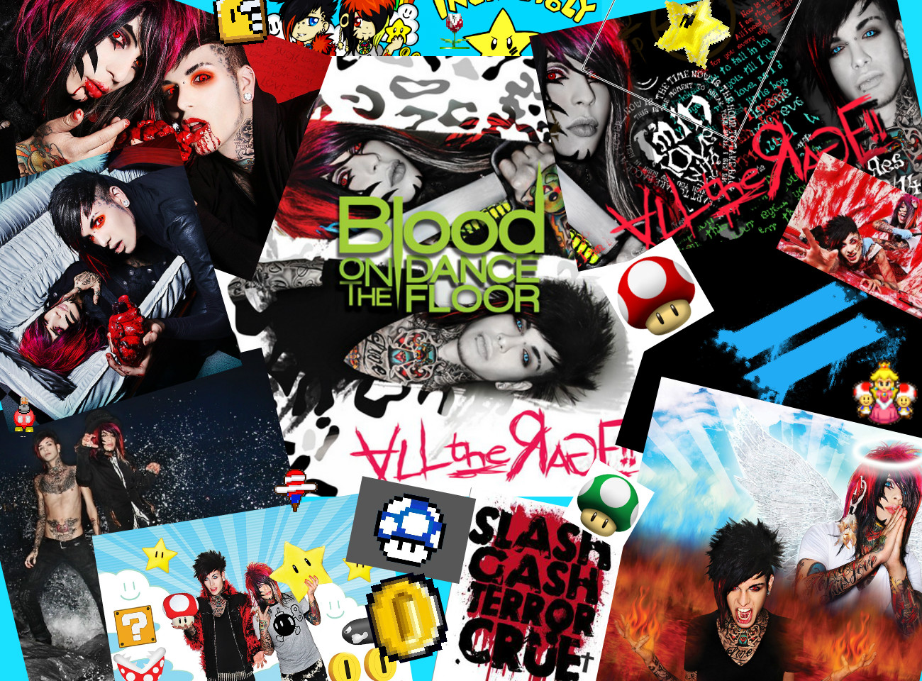 Blood On The Dance Floor I Am All The Rage 3 1300x960