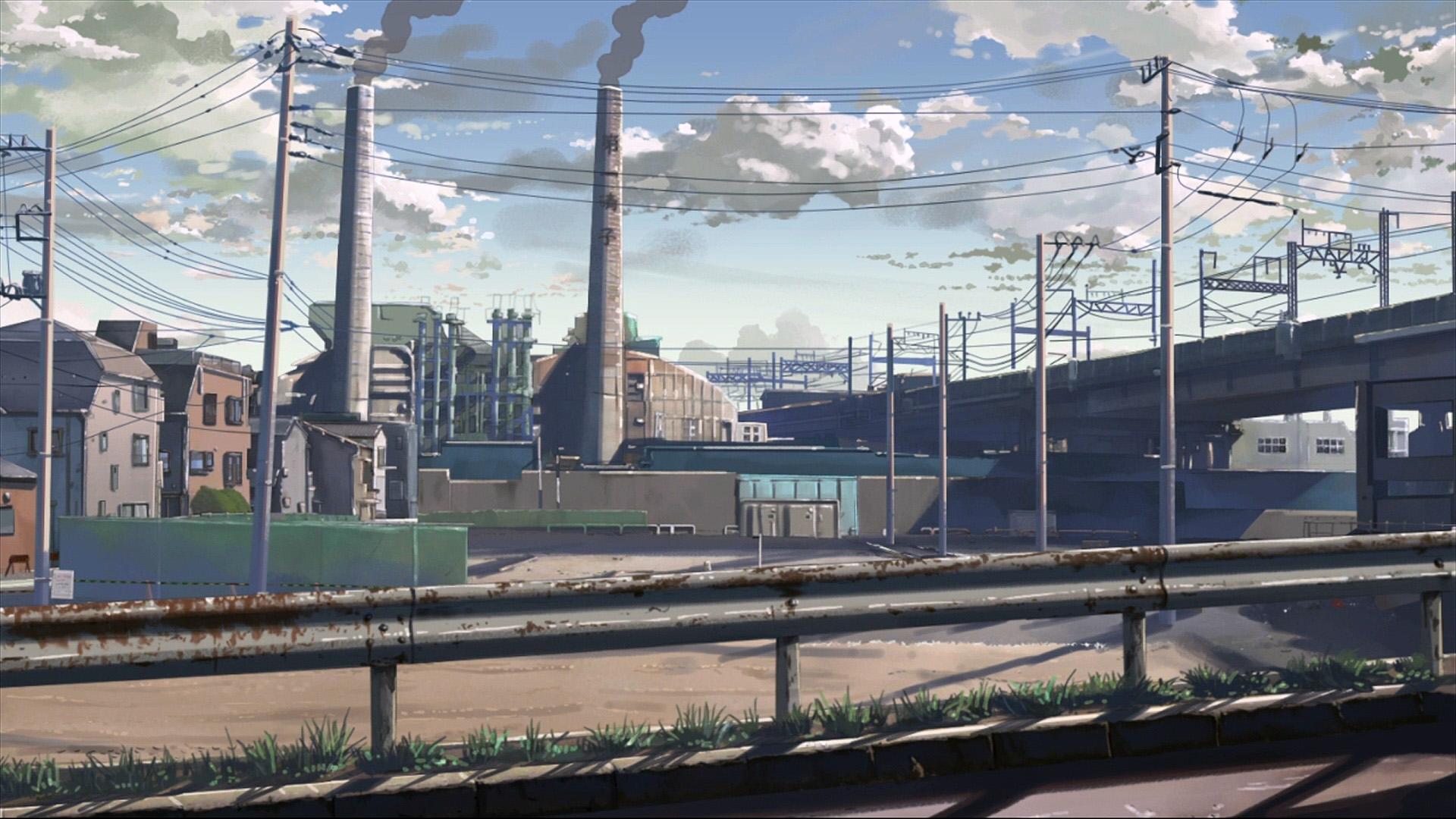 Industrial Wallpaper