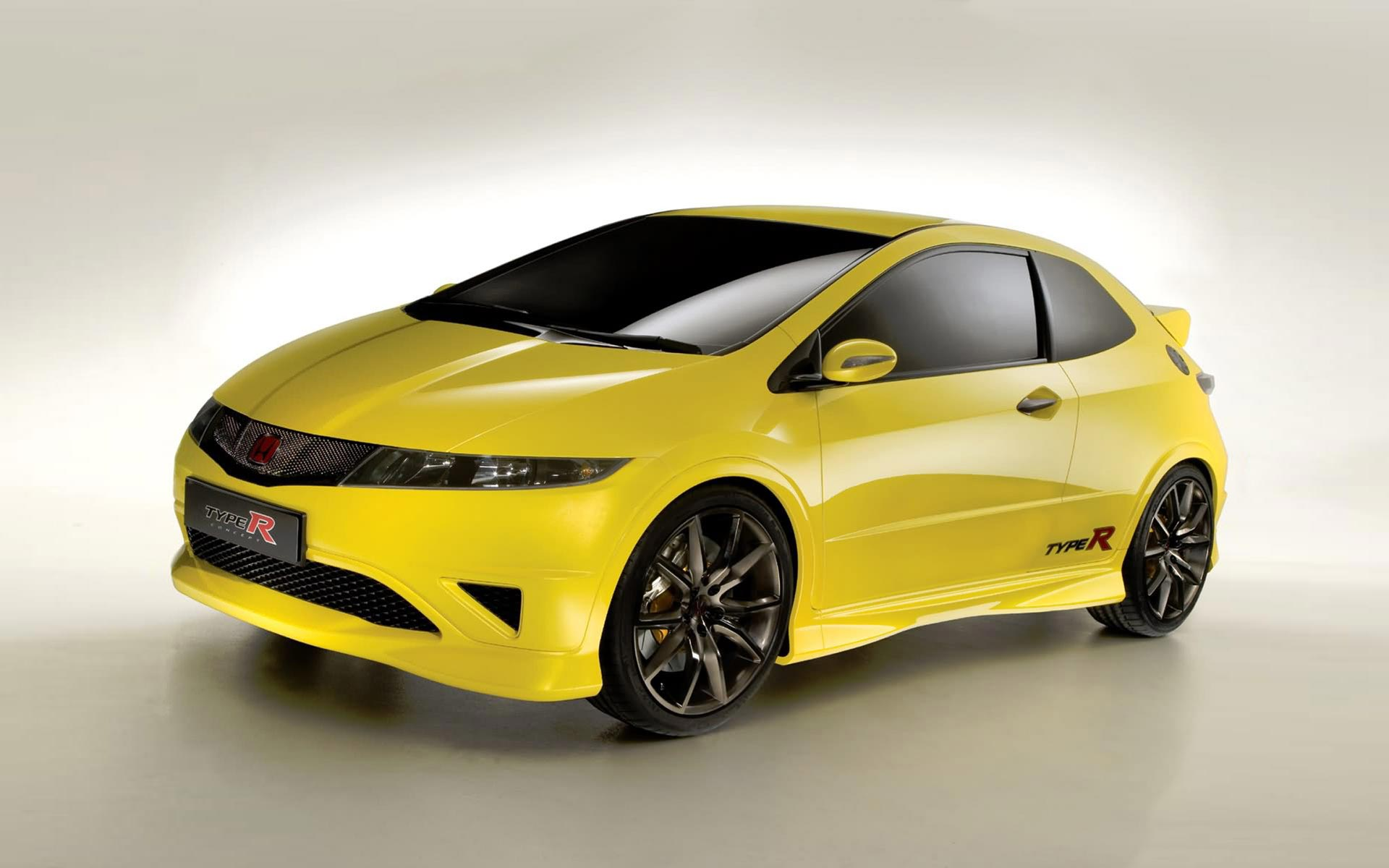 honda civic type r available resolutions