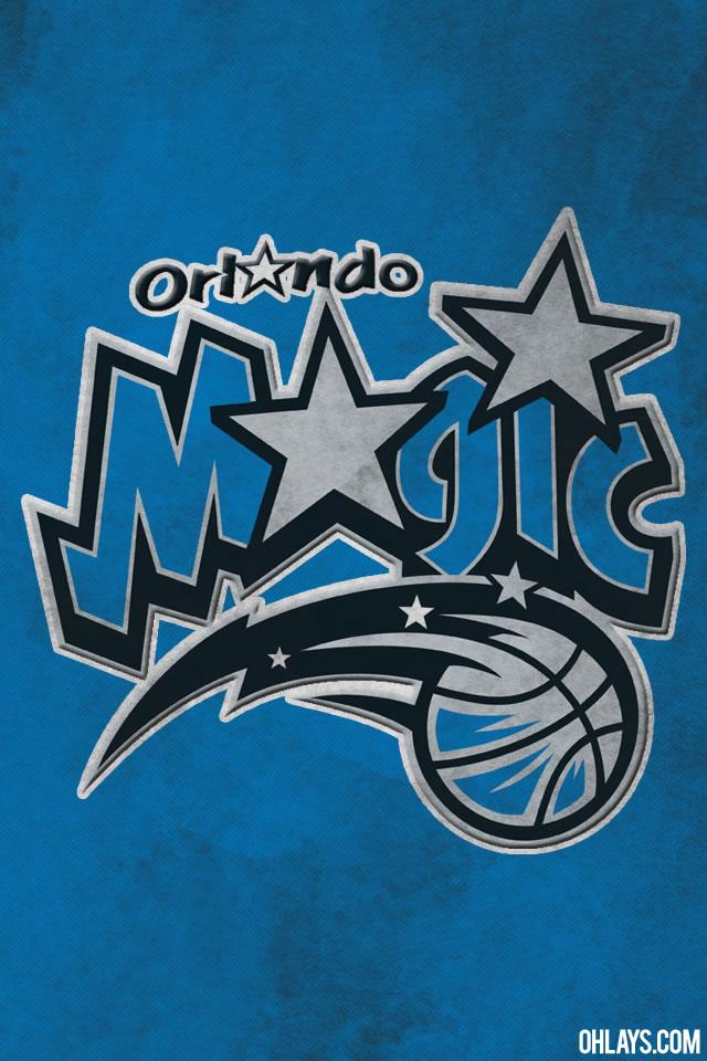Orlando Magic iPhone Wallpaper 1091 ohLays 640x960