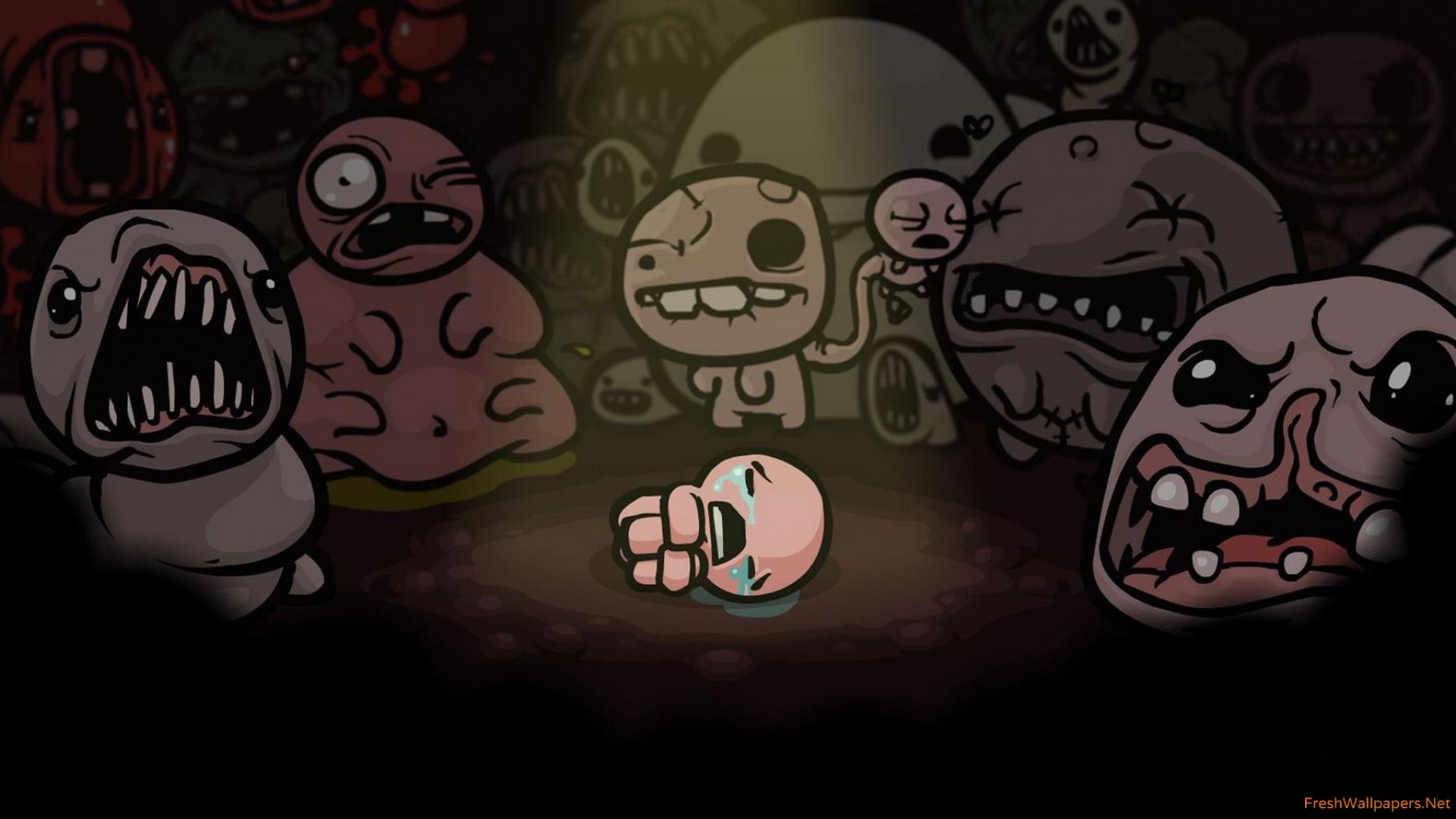 The Binding of Isaac wallpapers Freshwallpapers 1920x1080