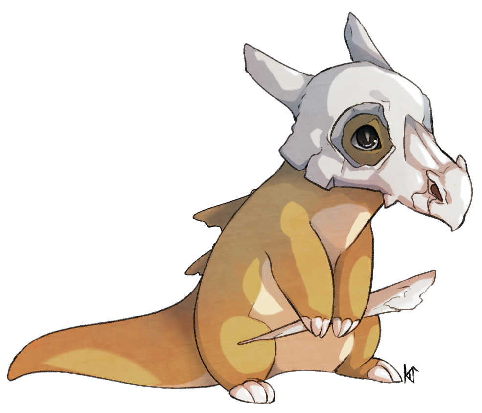 Cubone Sad Wallpaper Cubone by susiron 985x843