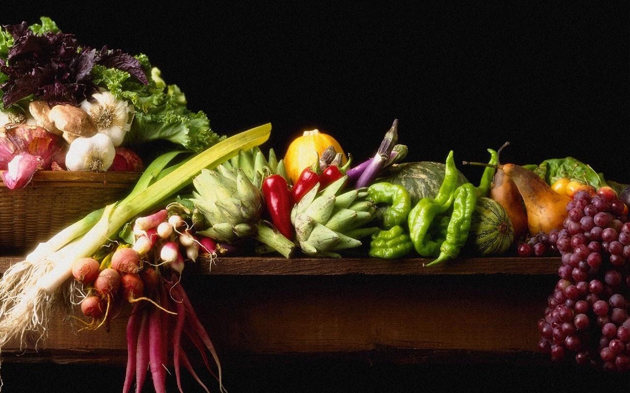 Vegetable Wallpapers 1280x800
