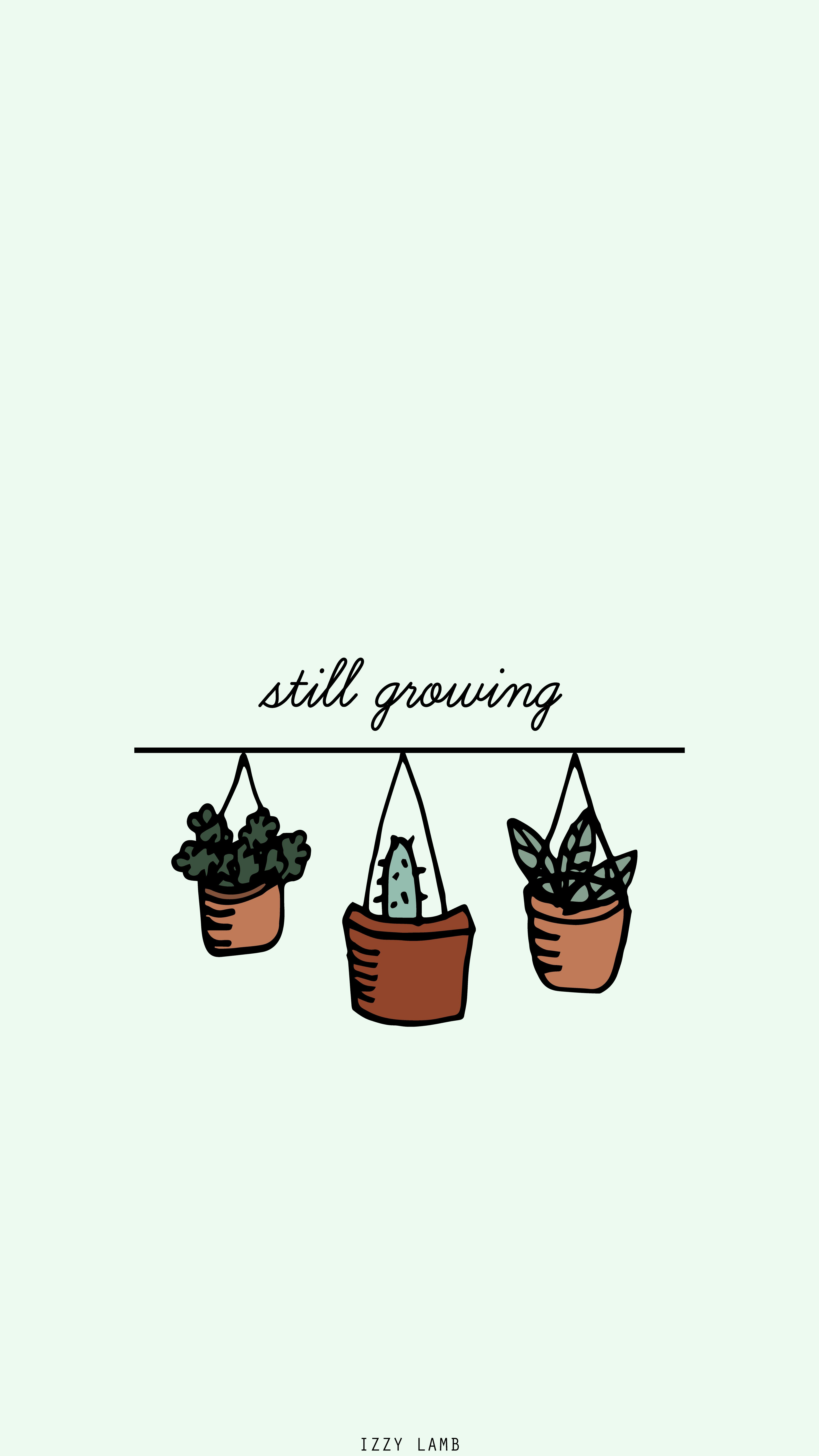 Still Growing wallpaper wallpaper plants growth growing 4000x7115