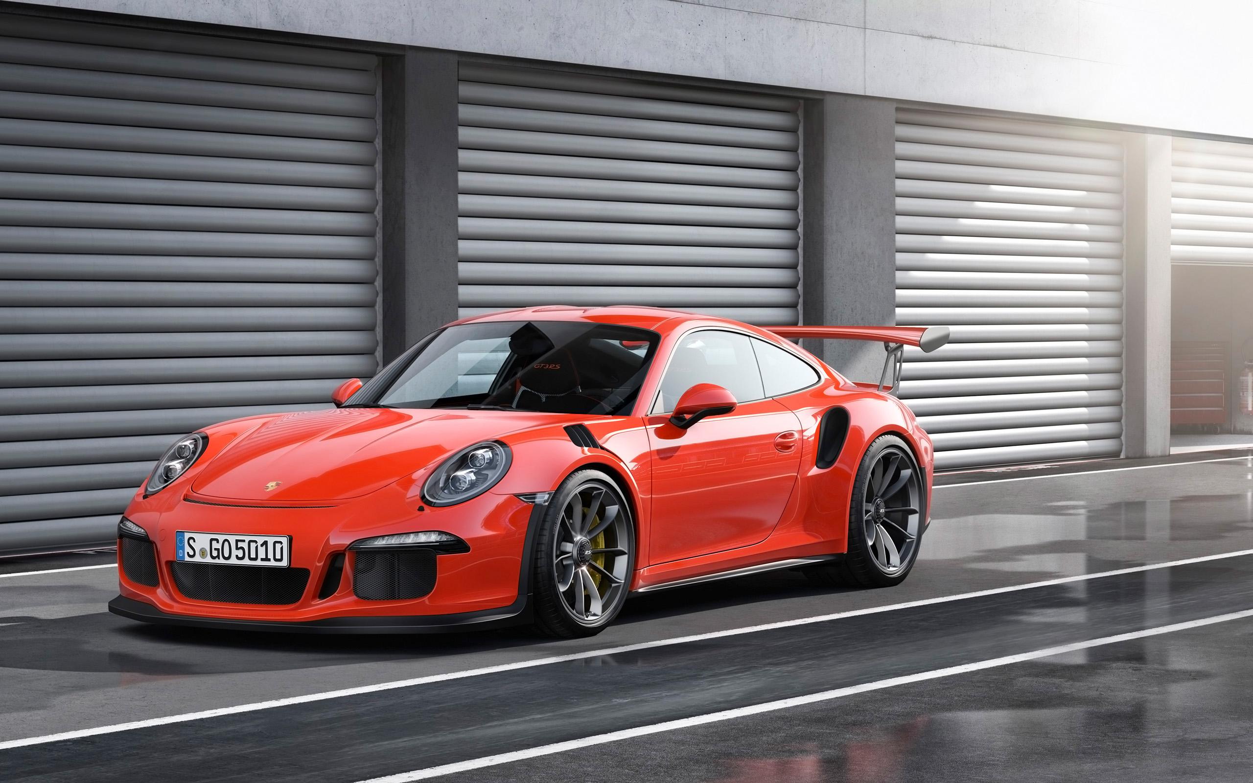 2015 Porsche 911 GT3 RS Wallpapers HD Wallpapers