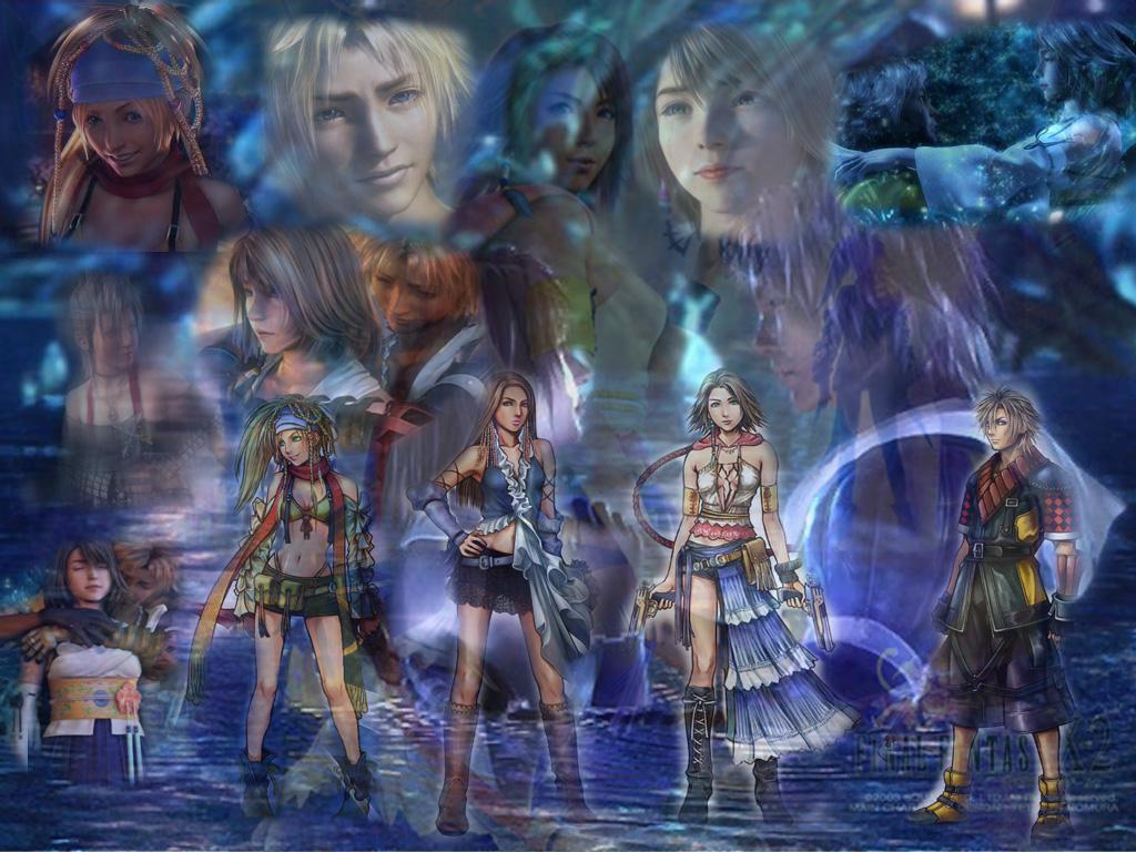 Final Fantasy X Wallpapers 1024x768