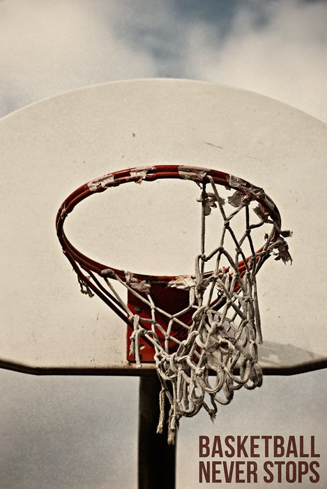 Basketball Never Stops Wallpapers - WallpaperSafari