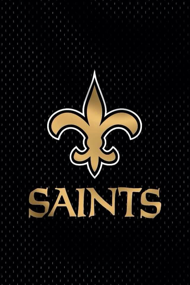 New Orleans Saints wallpaper iPhone New orleans saints logo New 640x960